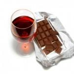 1 VINO CHOCOLATE